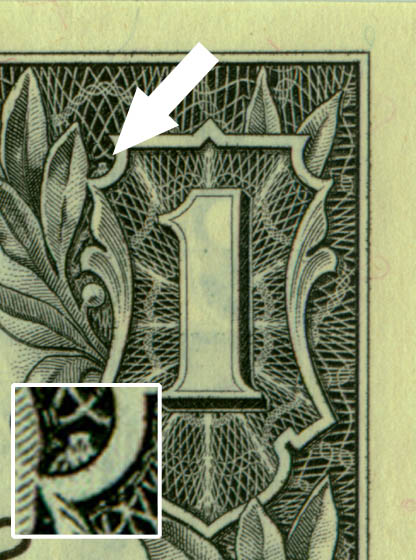 american dollar bill owl. on the U.S. Dollar Bill.